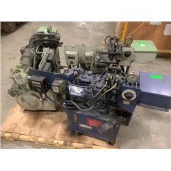 (3) Parker PU26145G Hydraulic Systems