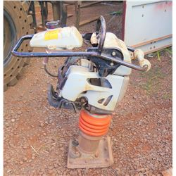Multiquip Rammer Tamper Jumping Jack w/ Honda Motor (Missing Pull Cord Assembly, Can't Start, Needs