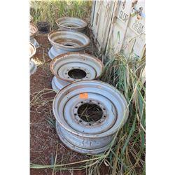Qty 4 Rims (no tires)