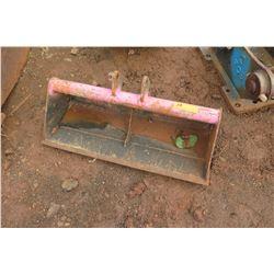 Mini Excavaor Bucket