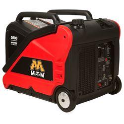 Brand New In Box: Mi-T-M Model GEN-3000-IMMO Generator, 3000W
