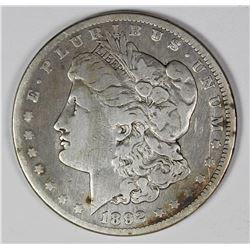 1892-CC MORGAN SILVER DOLLAR