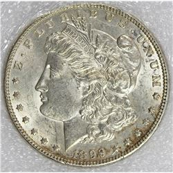 1899 MORGAN SILVER DOLLAR