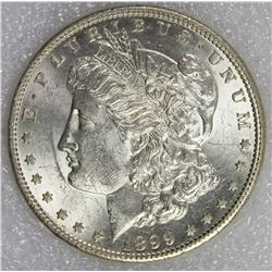 1899-S MORGAN SILVER DOLLAR