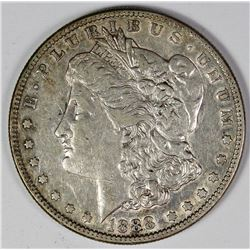 1888-S MORGAN SILVER DOLLAR