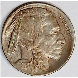1913-D TYPE 1 BUFFALO NICKEL