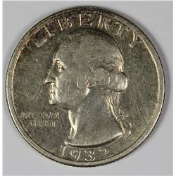 1932-S WASHINGTON QUARTER