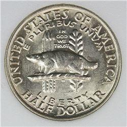 1936 WISCONSIN HALF DOLLAR