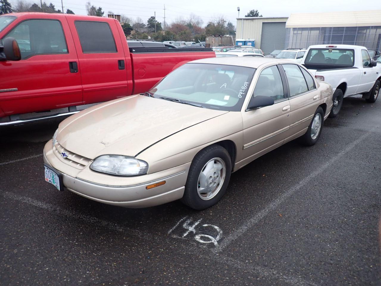 1998 chevrolet lumina speeds auto auctions 1998 chevrolet lumina speeds auto