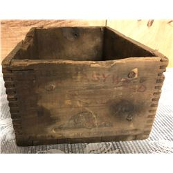 THE STEEL COMPANY OF CANADA EASY WELD CRATE