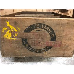 WINDSOR QUALITY - DUNNVILLE DAIRY CRATE