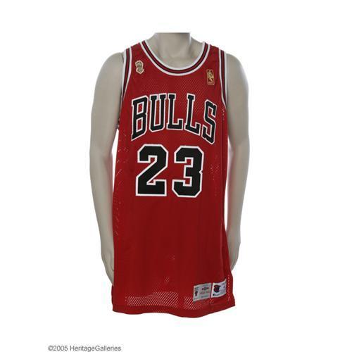 finest selection eb031 38ac6 1996-97 Michael Jordan Finals Game Worn Jersey 1996-97 Michael Jordan  N.B.A. Finals Game Worn Jersey