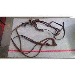HORSE BRIDLE AND BIT