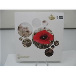 2015 CANADIAN REMEMBRANCE COIN SET