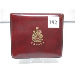 1978 CANADIAN DOUBLE PENNY SET