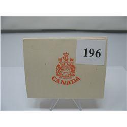 1977 CANADIAN CASED SILVER DOLLAR