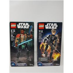 LOT OF TWO STAR WARS LEGO