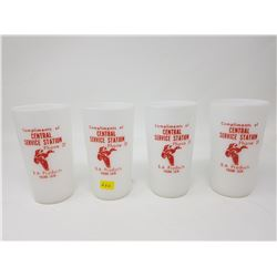 FOUR GLASSES B/A PRODUCTS (YOUNG)