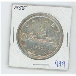 1955 CANADIAN DOLLAR