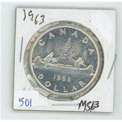 1963MS CANADIAN DOLLAR
