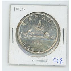 1966AU CANADIAN DOLLAR