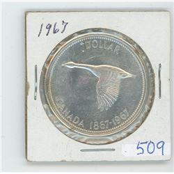 1967MS CANADIAN DOLLAR