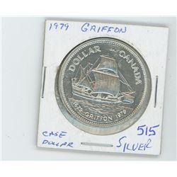 1979 GRIFFON CANADIAN SILVER DOLLAR