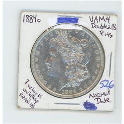 1884O MORGAN USA DOLLAR