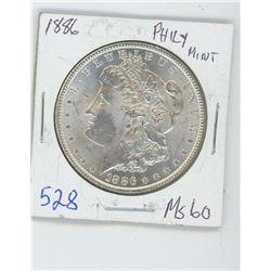 1886 MORGAN USA DOLLAR