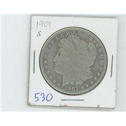 1901S MORGAN USA DOLLAR