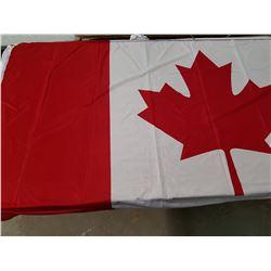 LARGE CANADIAN FLAG
