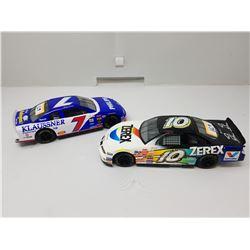 #7 & #10 RACE CARS 1:24