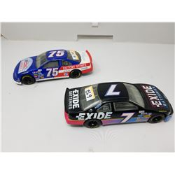 #7 & #75 RACE CARS 1:24