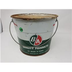 B/A 10 LB GREASE CAN/PAIL