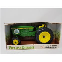 NEW IN BOX JOHN DEERE TRACTOR (FIELD OF DREAMS-SPECIAL EDITION) *1:16 SCALE*