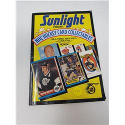 SUNLIGHT NHL COLLECTABLE ALBUM