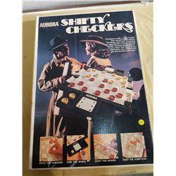 SHIFTY CHECKERS GAME (AURORA)