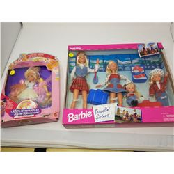 BARBIE DOLLS AND LADY LOVELY LOCKS