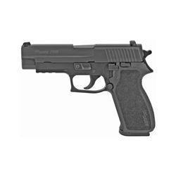"SIG P220 45ACP 4.4"" BLK 8RD NS"