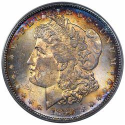 1878-S Morgan Dollar, ANACS MS64.