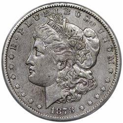 1878-CC Morgan Dollar, ANACS EF45.