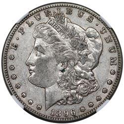 1896-S Morgan Dollar, NGC VF35.