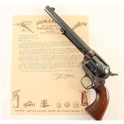 Colt 1873 Cavalry Model .45 LC SN: 62749