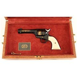 Colt S.A.A. John Wayne Commemorative .45 LC