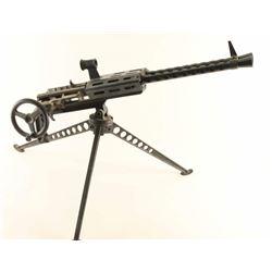 Twin M1 Carbine Gatling Gun Setup .30 Cal