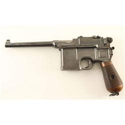 Mauser C96 'Cone Hammer' .30 Mauser SN 5667