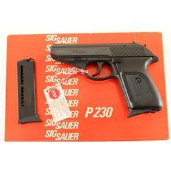 Sig Sauer P230 .380 ACP SN: S114596