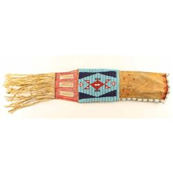 Arapahoe Beaded Pipe Bag