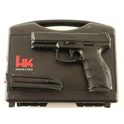 Heckler & Koch VP9 9mm SN: 224-153058