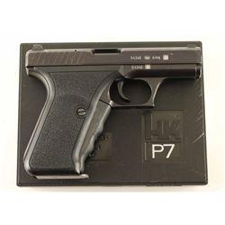 Heckler & Koch HK P7 9mm SN: 64346